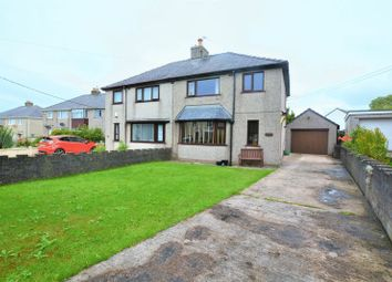 Thumbnail 3 bed semi-detached house to rent in Main Road, High Harrington, Workington