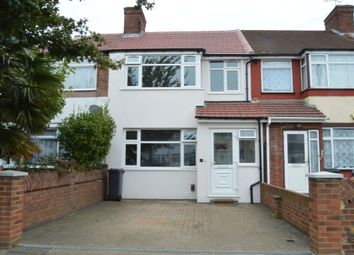 Thumbnail 3 bed terraced house for sale in Wentworth Road, Southall
