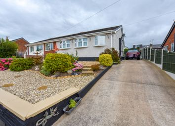 3 bed semi-detached bungalow for sale in Hillside Road, Penyffordd, Chester CH4