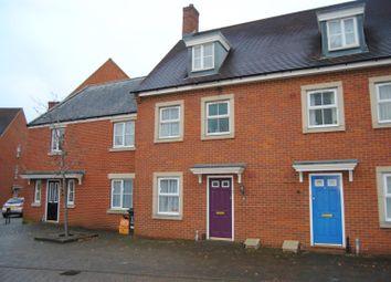 Thumbnail 3 bed terraced house for sale in Havisham Drive, Swindon