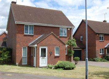 Thumbnail 4 bedroom detached house for sale in Leamington Road, Barton Hills, Luton