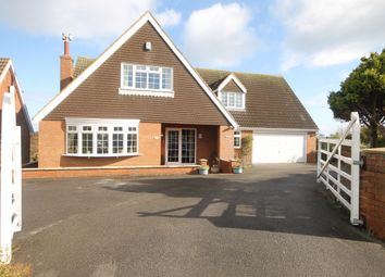 Thumbnail 4 bed detached house for sale in Gap Road, Hunmanby Gap