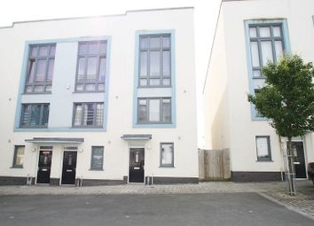 Thumbnail 3 bed town house to rent in Ker Street, Plymouth