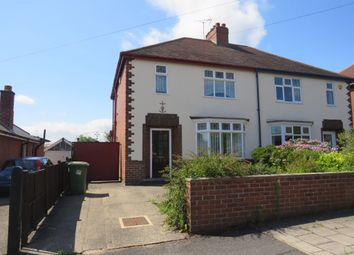 Thumbnail 3 bed semi-detached house for sale in Woodland Road, Forest Town, Mansfield