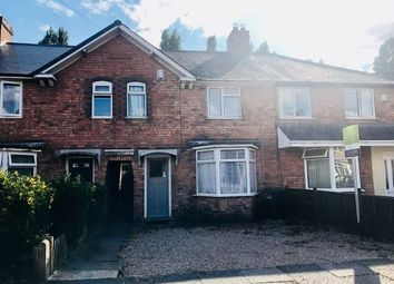 Thumbnail 3 bed terraced house to rent in Caversham Road, Kingstanding, Birmingham