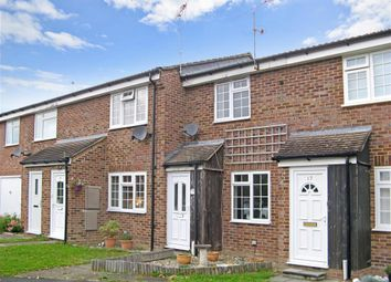 Thumbnail 2 bed terraced house for sale in Mapledown Close, Southwater, West Sussex