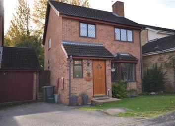 Thumbnail 3 bed detached house for sale in Juniper Close, Chineham, Basingstoke