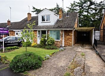 Thumbnail 3 bed semi-detached house for sale in Sherwood Avenue, Northampton