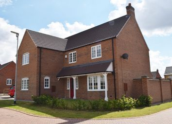 Thumbnail 5 bed detached house for sale in Hancock Drive, Bardney, Lincoln
