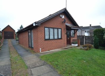 Thumbnail 2 bed detached bungalow to rent in Frithbeck Close, Armthorpe, Doncaster