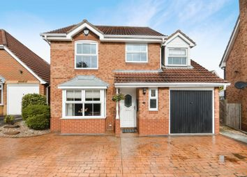 Thumbnail 4 bed detached house for sale in 3 Meadowgate Croft, Wakefield