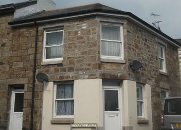 Thumbnail 2 bed flat to rent in St. Francis Street, Penzance