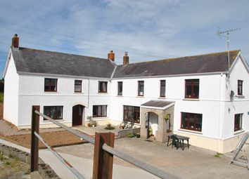 Thumbnail 6 bed detached house for sale in Llangain, Carmarthen