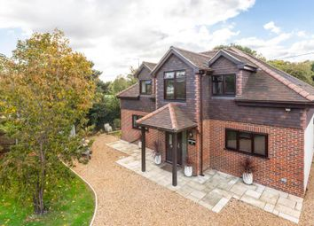 Thumbnail 5 bed detached house for sale in Rosemary Lane, Thorpe, Egham