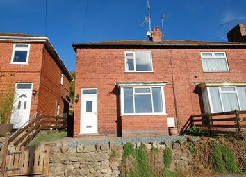 Thumbnail 3 bed semi-detached house for sale in Birch Avenue, Ambergate, Belper