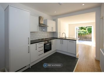 Thumbnail 3 bed terraced house to rent in Maiden Road, London