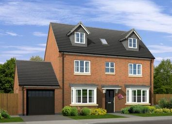 Thumbnail 4 bedroom detached house for sale in Humberston Meadows, Humberston Avenue, Humberston, Lincolnshire