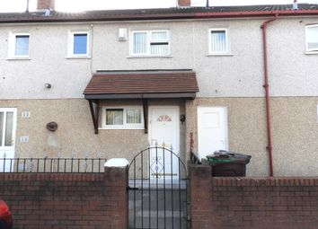 Thumbnail 3 bed terraced house to rent in Corbet Close, Westvale, Kirkby