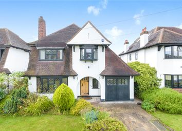 Thumbnail 3 bed detached house for sale in Chislehurst Road, Petts Wood, Orpington