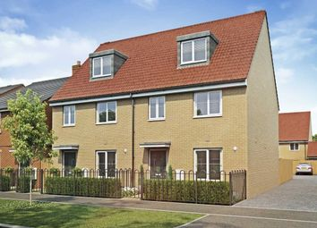 Thumbnail 3 bed detached house for sale in The Crofton Hadham Road, Bishop's Stortford