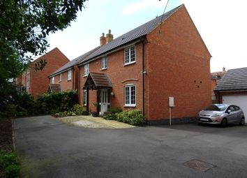 Thumbnail 4 bed detached house for sale in Discovery Close, Coalville, Leicestershire
