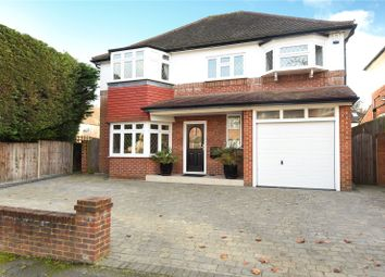 Thumbnail 5 bed detached house for sale in Colchester Drive, Pinner, Middlesex
