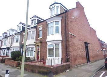 Thumbnail 5 bed flat for sale in Stanhope Road, South Shields