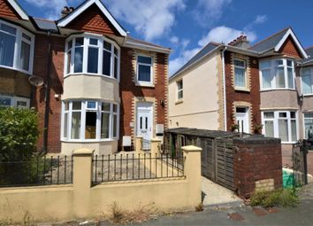 Thumbnail 2 bed flat to rent in Ladysmith Road, Plymouth, Devon