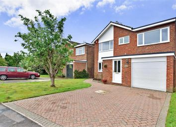 Thumbnail 4 bed detached house for sale in Greenfields Way, Horsham, West Sussex