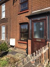 Thumbnail 2 bed terraced house to rent in Clarkes Road, Dovercourt, Harwich