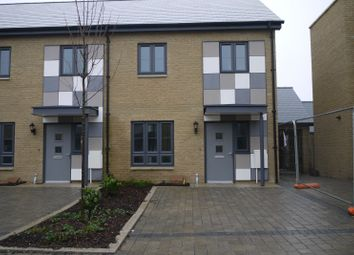 Thumbnail 2 bed property to rent in Kirtley Way, Newtown Works, Ashford