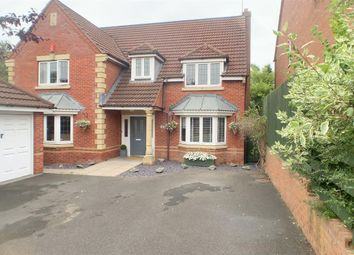 5 bed detached house for sale in Holyrood Close, Stafford ST18