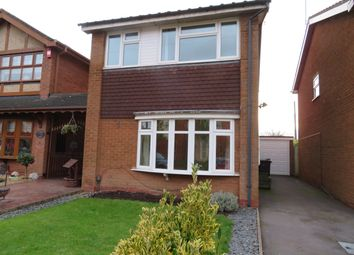 3 bed detached house to rent in Wickham Gardens, Wolverhampton WV11