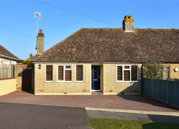 Thumbnail 2 bedroom bungalow for sale in Fircroft Avenue, North Lancing, West Sussex