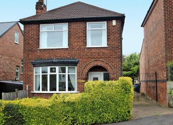 Thumbnail 3 bed detached house for sale in Kenrick Road, Mapperley, Nottingham
