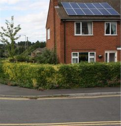 Thumbnail 3 bed town house for sale in Forryan Road, Burbage, Hinckley