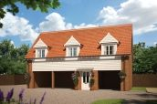 Thumbnail 2 bed flat for sale in The Elder, Halstead Road, Stanway, Essex