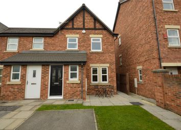 Thumbnail 3 bed semi-detached house for sale in Latimer Close, Guiseley, Leeds