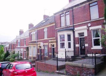 Thumbnail 5 bed maisonette to rent in Goldspink Lane, Sandyford, Newcastle Upon Tyne