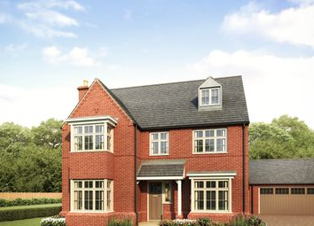 Thumbnail 5 bedroom detached house for sale in Alconbury Weald, Bardolph Way, Alconbury, Huntingdon
