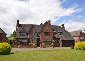 Thumbnail 8 bed detached house for sale in Beechnut Lane, Solihull, West Midlands