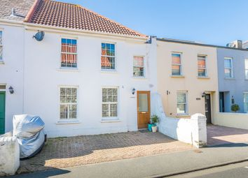 Thumbnail 3 bed terraced house for sale in 10 Kings Road, St. Peter Port, Guernsey