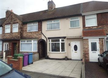 Thumbnail 3 bed terraced house for sale in Rudyard Road, Liverpool, Merseyside