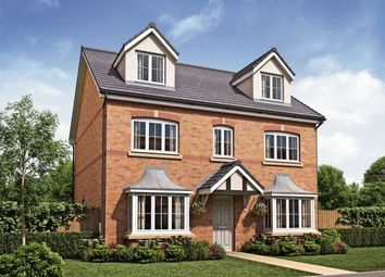 Thumbnail 5 bedroom detached house for sale in Eccleston Grange, Eccleston, St Helens