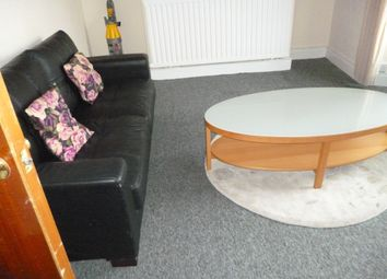 Thumbnail 1 bed terraced house to rent in Cromwell Street, Mount Pleasant, Swansea