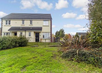 Thumbnail 3 bed semi-detached house for sale in Rhodfa Cnocell Y Coed, Broadlands, Bridgend.
