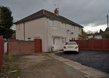 Thumbnail 3 bed semi-detached house for sale in Selby Avenue, Thurnby Lodge, Leicester