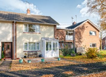 Thumbnail 2 bed end terrace house for sale in Hilsea Crescent, Marchington, Uttoxeter