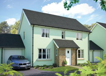 "Thumbnail 4 bedroom detached house for sale in ""The Eliot"" at Fremington, Barnstaple, Devon, Fremington"