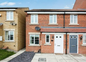 Thumbnail 2 bed semi-detached house for sale in 4 Rosehip Walk, Castleford